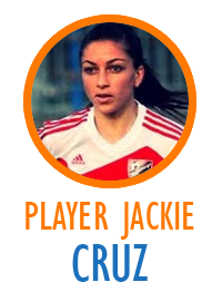 Player Jackie Cruz