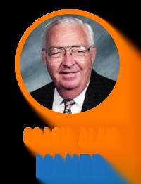 Coach Alan Maher