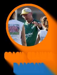 Coach Graham Ramsay