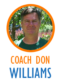 Coach Don Williams
