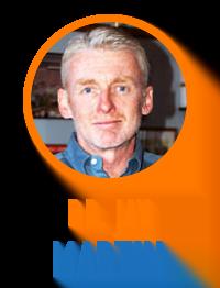 Dr. Jay Martin