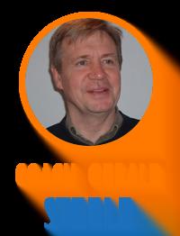 Coach Gerald Steele